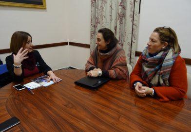 Asfanuca se reúne con Isabel Armario, diputada de Igualdad y Bienestar social