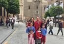 Suben un 15% las familias numerosas de Sevilla con más de 5 hijos