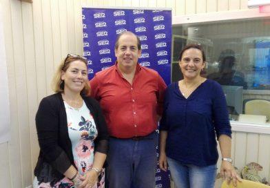 Entrevista de Asfanuca en Radio Jerez para hablar de las necesidades de las familias numerosas y de la X Jornada Familiar