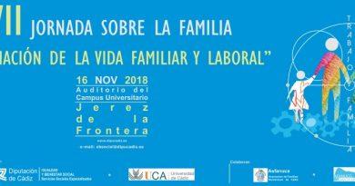 VII Jornada de la Familia: La conciliación de la vida familiar y laboral
