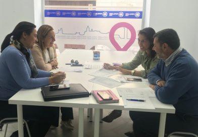 Asfanuca se reúne con el Partido Popular de Rota