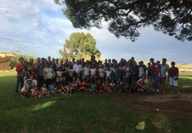 Ambiente familiar y festivo en la X Jornada Familiar de Asfanuca