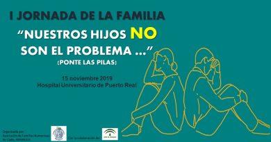 I JORNADA DE LA FAMILIA