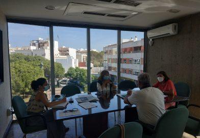 Asfanuca se reúne con Isabel Paredes, Delegada de Salud y Familias de Cádiz